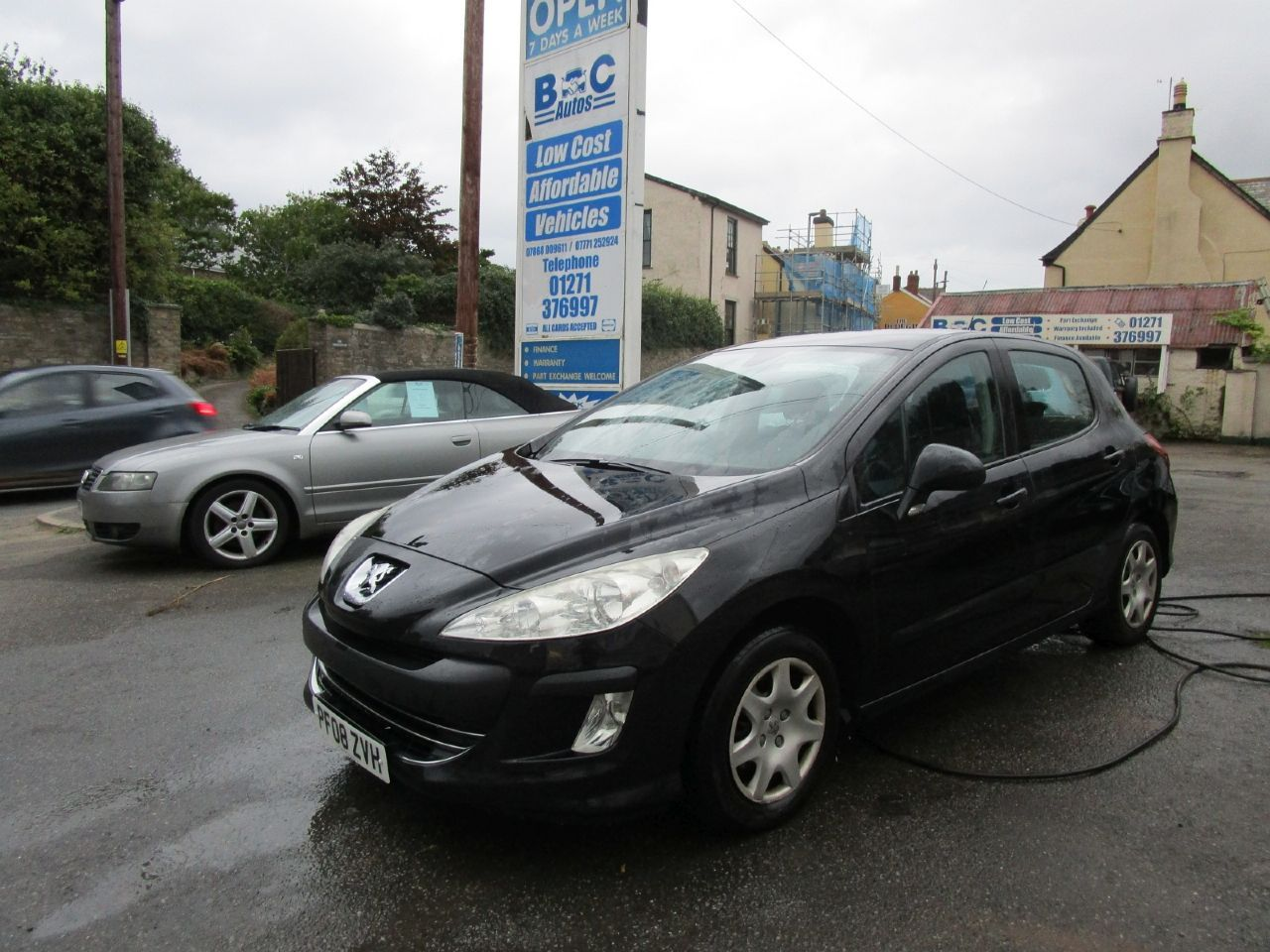 peugeot 308 s hdi 110 for sale in barnstaple b c autos sw